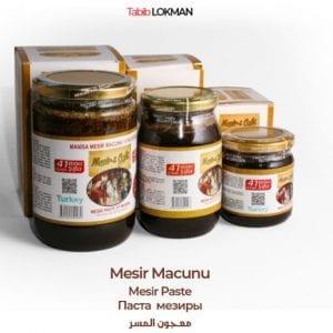 Manisa Mesir Macunu Mesir-i Gold %100 Doğal Tabib Lokman