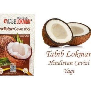 Tabib Lokman Hindistan Cevizi Yağı