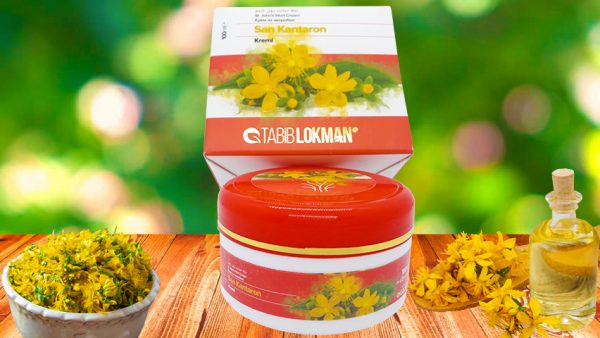 Sarı Kantaron Krem